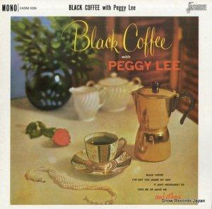 ペギー・リー - black coffee - JASM1026