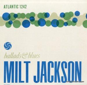 ミルト・ジャクソン - バラッズ&ブルース - P-6121A