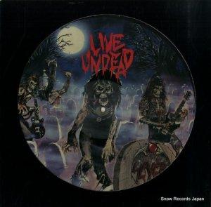 スレイヤー - live undead - 72015-1 / MBR1037