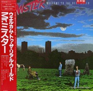 MR. ミスター - ウエルカム・トゥ・ザ・リアル・ワールド - RPL-8323