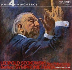 レオポルド・ストコフスキー - ベルリオーズ:幻想交響曲作品14 - GT9157