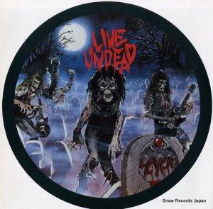 スレイヤー - live undead - RR125500