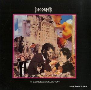 ディスオーダー - the singles collection - 12ORDER5