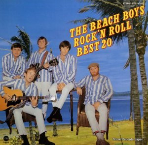 ビーチ・ボーイズ - ロックン・ロール・ベスト20 - ECS-90057