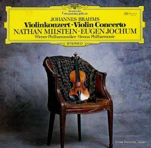 ナタン・ミルシテイン - ブラームス:ヴァイオリン協奏曲 - MG2513
