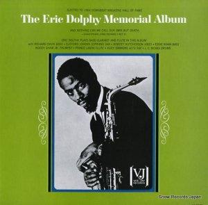 エリック・ドルフィー - メモリアル・アルバム - ULS-1655-JY