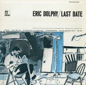 エリック・ドルフィー - last date - LS86013