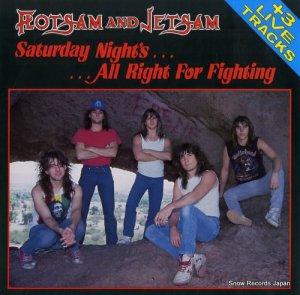 フロットサム・アンド・ジェットサム - saturday night's all right for fighting - RR24531