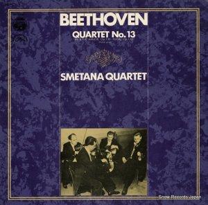スメタナ四重奏団 - ベートーヴェン:弦楽四重奏曲第13番変ロ長調 - OS-2472-S