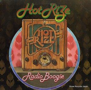 ホット・ライズ - radio boogie - FF231