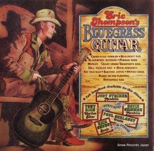 エリック・トンプソン - bluegrass guitar - KM215