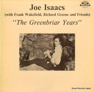 ジョー・アイザック - the greenbriar years - OHCS-115 / OHR115