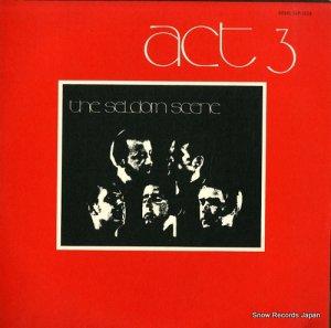 セルダム・シーン - act 3 - SLP-1528