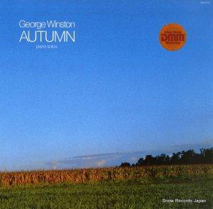 ジョージ・ウィンストン - autumn - TA-C-1012