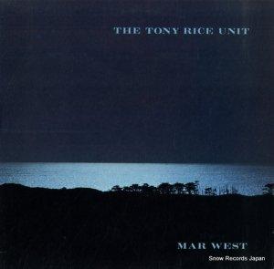 トニー・ライス - mar west - ROUNDER0125