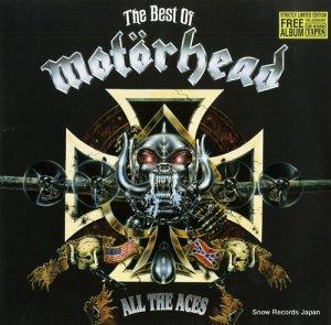 モーターヘッド - the best of motorhead/all the aces - CTVLP125