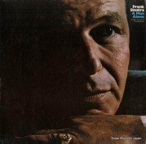 フランク・シナトラ - a man alone - FS1030