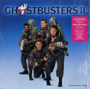 サウンドトラック - ghostbusters 2 - MCA-6306