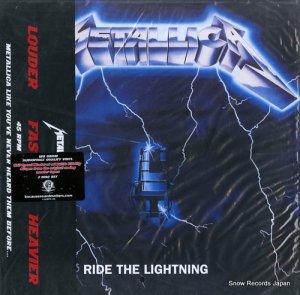 メタリカ - ride the lightning - 424636-1