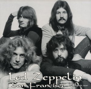 レッド・ツェッペリン - san francisco '69 - 1969
