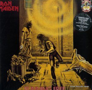 アイアン・メイデン - running free - sanctuary - IRN1