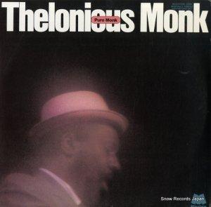 セロニアス・モンク - pure monk - MSP-47004