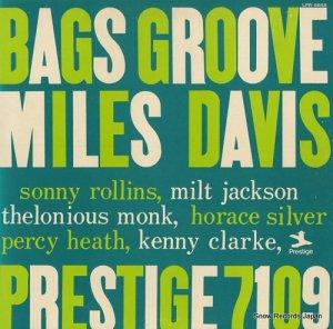 マイルス・デイヴィス - バグズ・グルーヴ - LPR-8865