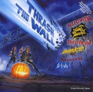 V/A - thrash the wall - RR93931