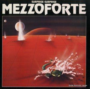 MEZZOFORTE - surprise surprise - STELP02
