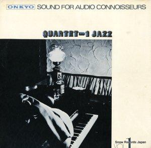 V/A - quartet-1 jazz - ONK-0101