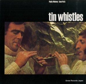 パディ・モローニ&ショーン・ポッツ - tin whistles - SHANACHIE79033
