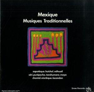 V/A - mexique / musiques traditionnelles - 558641