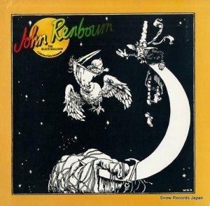 ジョン・レンボーン - the black baloon - KM163
