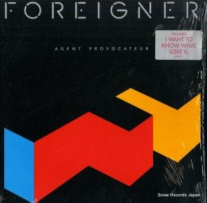 フォリナー - agent provocateur - 81999-1-E