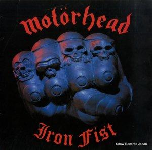 モーターヘッド - iron fist - BRNA539