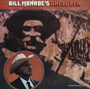 ビル・モンロー - アンクル・ペンの思い出 - VIM-5533