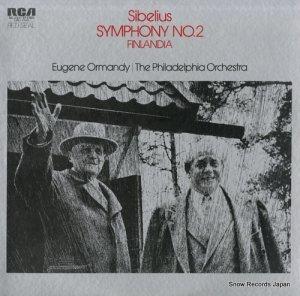 ユージン・オーマンディ - シベリウス:交響曲第2番ニ長調作品43&「フィンランディア」 - RX-2331