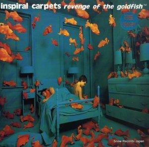 インスパイラル・カーペッツ - revenge of the goldfish - DUNG19