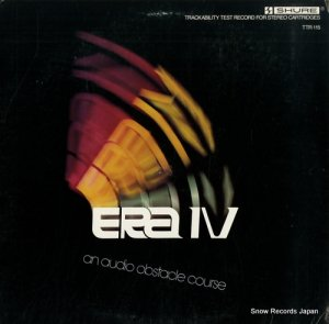 V/A - era iv an audio obstacle course - TTR115