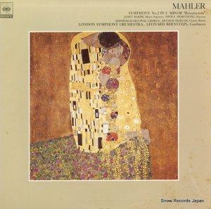 レナード・バーンスタイン - マーラー:交響曲第2番ハ短調「復活」 - FCCA440-1