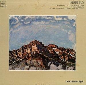 レナード・バーンスタイン - シベリウス:交響曲第2番ニ長調作品43 - FCCA443