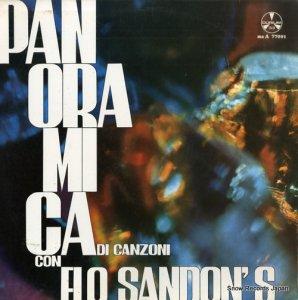フロー・サンドンス - panoramica di canzoni - MSA77091