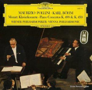 マウリツィオ・ポリーニ - mozart; klavierkonzerte piano concertos - 2530716