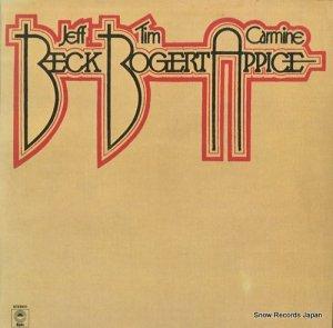 ジェフ・ベック - beck, bogert, appice - EPC65455