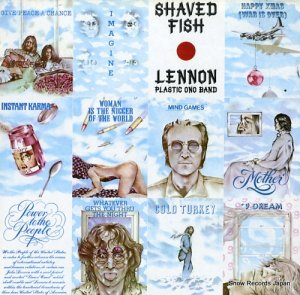 ジョン・レノン - shaved fish - PCS7173