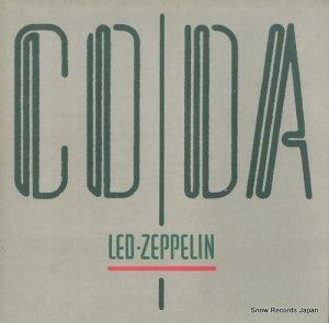 レッド・ツェッペリン - coda - 79-0051-1/A0051