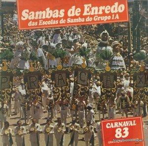 V/A - sambas de enredo das escolas de samba do grupo 1 - 503.6017