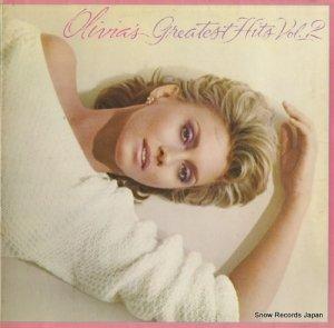 オリビア・ニュートン・ジョン - greatest hits vol. 2 - 31C06464977D