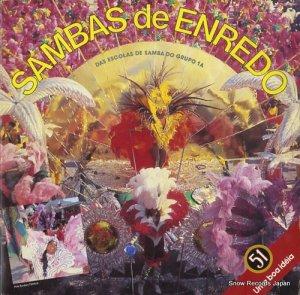 V/A - sambas de enredo das escolas de samba do grupo 1a - 1220001