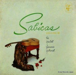 サビーカス - sabicas volume ii - EKL-121